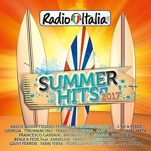 Various Artists - Radio Italia Summer Hits 2017 / Various [New CD] Italy - Impor