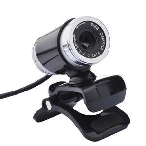 USB Webcamera 360 Grad Digital Video Webcam Mikrofon Clip Computer Desktop