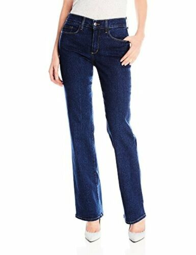 Wholesale NYDJ Apparel 400D Womens Sarah 5 Pocket Bootcut Jeans- Choose SZ/Color. free shipping