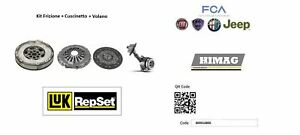 Clutch-kit-Flywheel-4-Pcs-Opel-Astra-H-Meriva-D-1-3-CDTi-66-kW