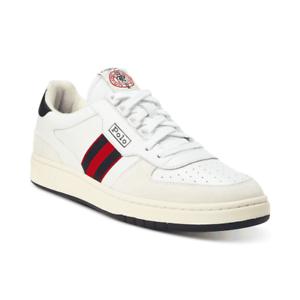 Polo Court Sneakers White