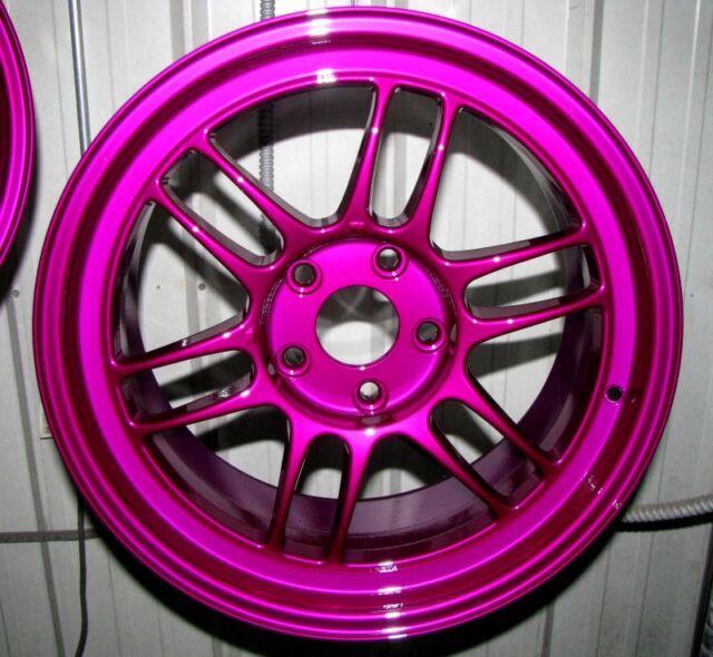 Dormant Purple Violet Powder Coating Paint - New 1LB