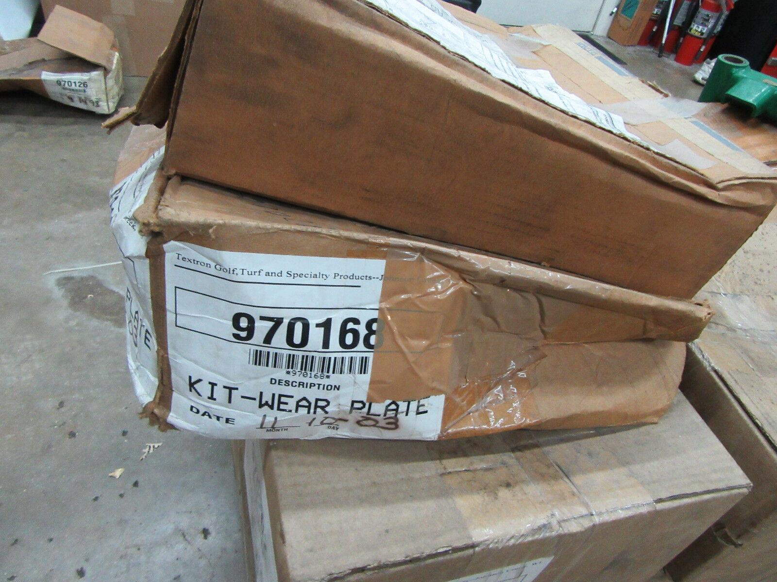 Ransomes 5 Deck Rotary Mower AR 250 Jacobsen AR 2500 Kit Wear Plate # 970168