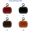 thumbnail 18 - Luxury New AirPods Pro & 1/2 Leather Case Protective Skin Cover w/ Keychain Clip