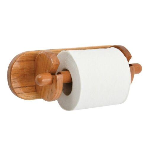 Toilettenpapierhalter Eiche Klopapierhalter Klorollenhalter WC Rollenhalter