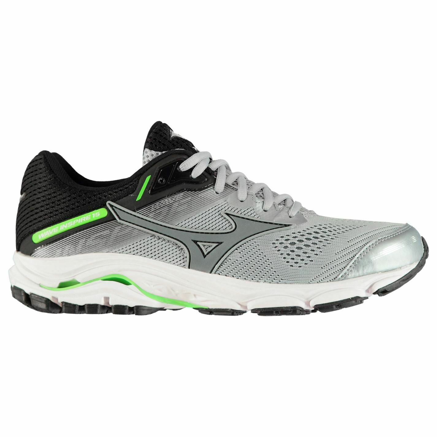 Mizuno Mens Wave Inspire 15 Running shoes Athletic Trainers Sneakers Sport