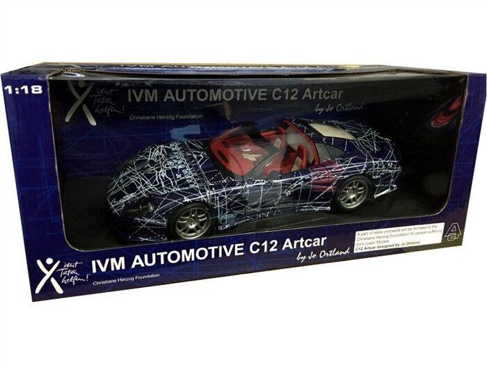 KALLANDE C12 MUKO bil blå DIE bilT modellllerL bil AV bil konst 7104