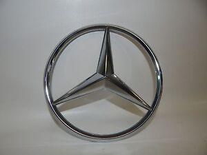 8-034-Diameter-OEM-2016-2017-Mercedes-Benz-Front-Grill-Grille-Emblem-Star-Chrome
