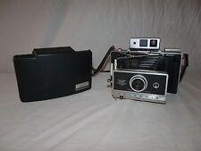 Vintage Polaroid 360 Electronic Flash Folding Camera