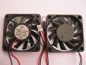 1-pcs-Brushless-DC-Cooling-11-Blade-Fan-6010-12V-60x10mm-2-wire
