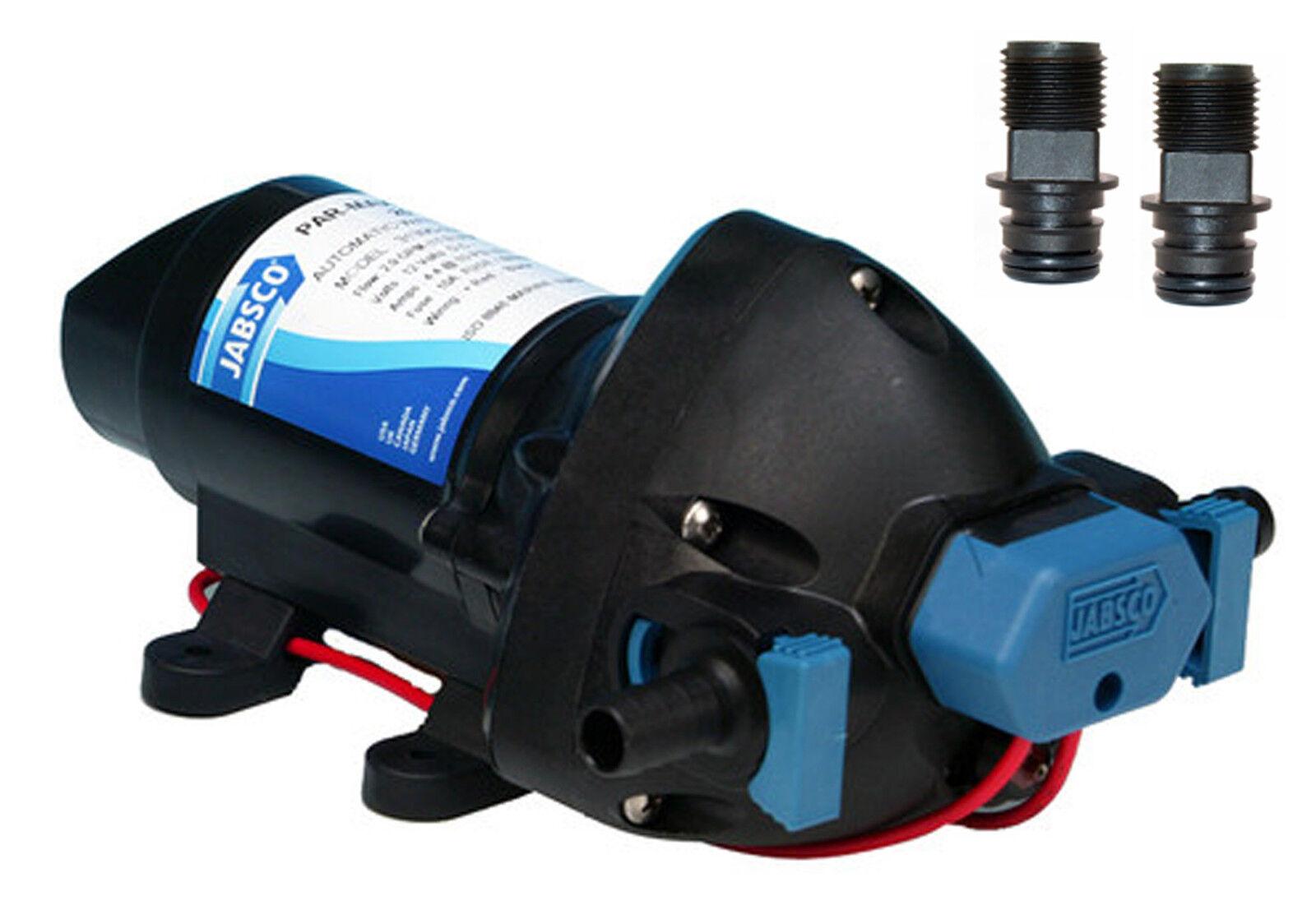 Jabsco PAR 12V MAX 2.9 Automatik Wasserpumpe 12V PAR 31395-0292 b543d3
