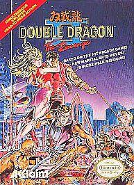 Double Dragon Ii The Revenge Nes 1990 For Sale Online Ebay