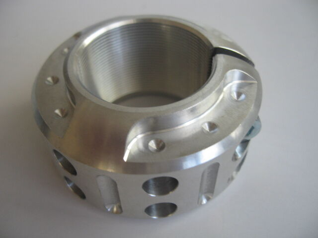 Aluminum Banshee Axle Lock Nuts Fit All Year