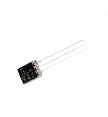 5 PCS MPF102 JFET AMP N-CH RF SS TO92 FSC NEW