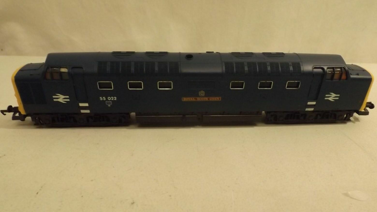 HO Lima Royal Scots Gris diesel engine in original box
