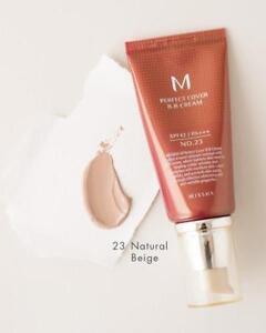 Original MISSHA M Perfect Cover BB Cream SPF 42 PA+++  No. 23 Natural Beige 50ml