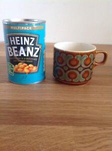 Vintage-Hornsea-Bronte-Tea-Cup-John-Clappison-Retro-1977