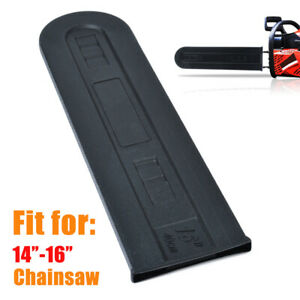 16/'/' Chainsaw Bar Cover Scabbard Protector Universal Guide Plate Chain Part