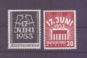 Berlin-1953-Volksaufstand-MiNr-110-111-postfrisch-Michel-50-00-866