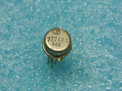 Ci 72747L ~ Ic Sn 72747 L ~ SN72747L Case Metal