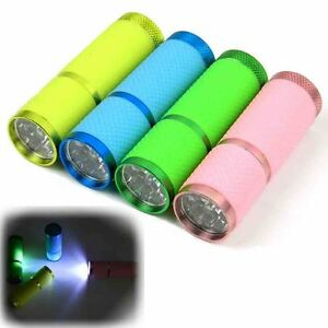 Super Bright 6000LM Flashlight ZOOMABLE AA//14500 3 Mode LED Police Torch C