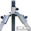 Eckabstützung Ecklösungs-Set T-Post T-Pfosten Ecken-Set für beliebige Winkel
