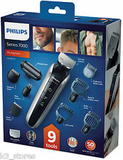 Philips QG3387/15 MultiGroom Grooming Kit All-in-one Trimmer + Body Shaver DOW