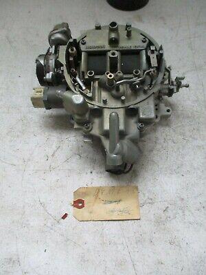 Reman Motorcraft 7200 Vv 2 Barrel Carburetor D9me Aa 1979 Mercury 351 5 8l Ebay