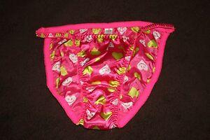 3b82c7f93e4 Image is loading Joe-Boxer-Satin-String-Bikini-Panties-Sizes-5-