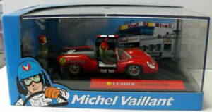 Leader-Gengis-Khan-Scale-1-43-by-Altaya-Michel-Vaillant-Comic-Car-Collection
