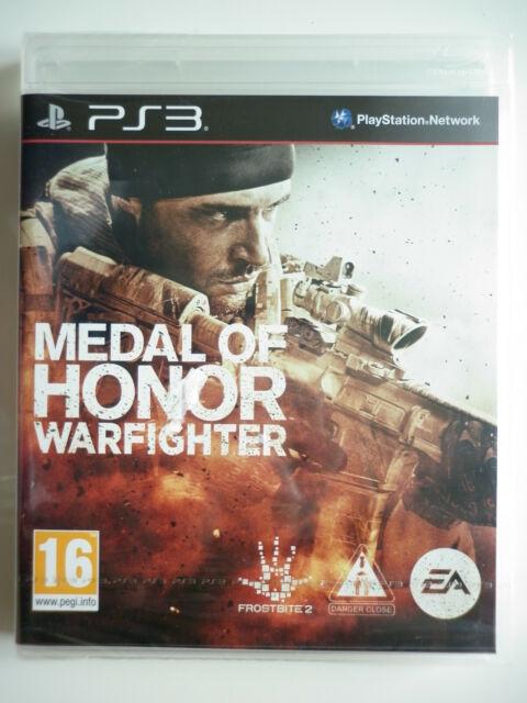 "Medal of Honor Warfighter Jeu Vidéo ""PS3"" Playstation 3"