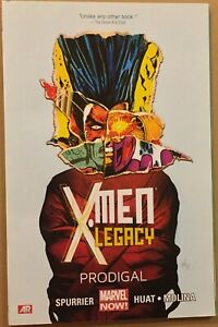 X-Men-Legacy-Vol-1-Prodigal-NM-tpb-Spurrier-Huat-Molina-Marvel