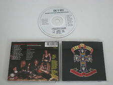 GUNS N´ ROSES/APPETITE FOR DESTRUCTION(GEFFEN 924 148-2) CD ALBUM