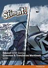 Stimmt! Edexcel GCSE German Grammar and Translation Workbook by Jon Meier (Paperback, 2016)