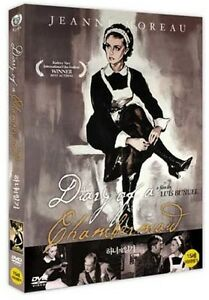 Diary-of-a-chambermaid-1964-Luis-Bunuel-DVD-NEW