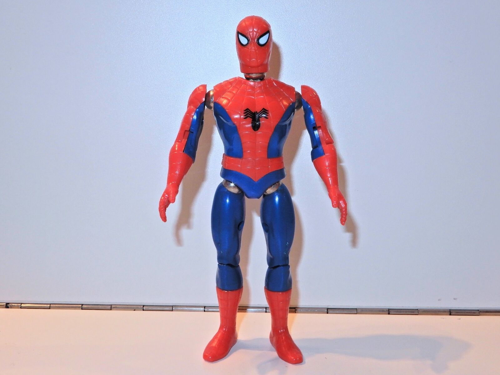 MARVEL DC COMICS MAGNA-HEROES SPIDERMAN 100% COMPLETE 1979 MEGO VERY RARE