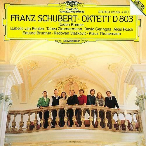 GIDON KREMER-SCHUBERT: OCTET-JAPAN SHM-CD D20