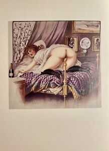 Victorian era erotico atto Love vagina masturbazione tipo Antique nude Inghilterra 1880