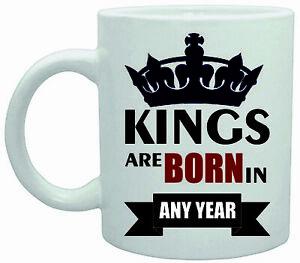 10976-Personalised-Kings-are-born-in-any-year-ceramic-mug-dishwasher-safe