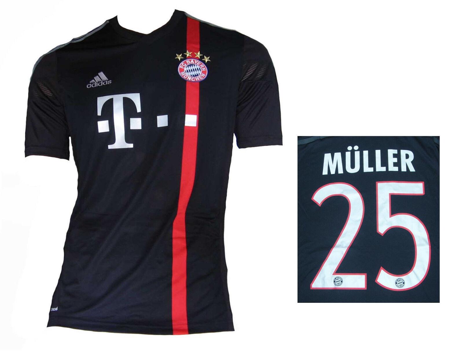 Bayern München Trikot Thomas Müller 2014 15 Adidas XL