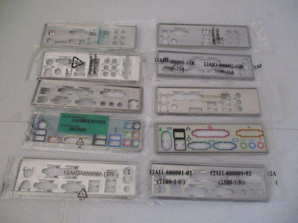 10x Atx Blenden Io Shields Paket 19 Atx Blende- Bespaar Zonder Kosten