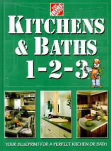 Image Is Loading Kitchens And Baths 1 2 3 Your Blueprint