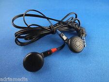 Kopfhörer 3.5 mm Klinke Headset Audio Schwarz