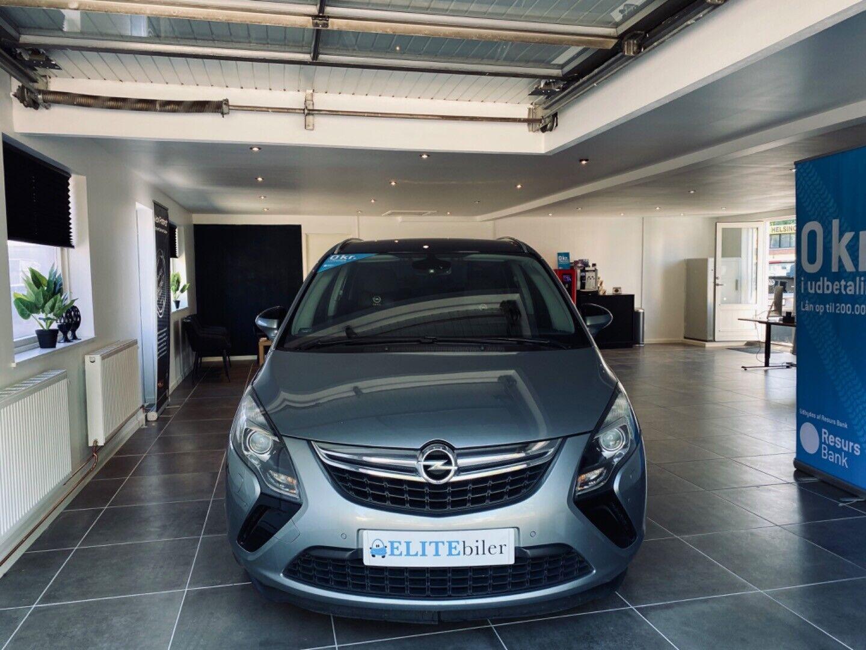 Opel Zafira Tourer 2,0 CDTi 130 Enjoy eco 5d