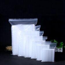 100pcslot Plastic Zip Lock Bags Mini Zipper Ziplock Storage Bag Jewelry Packagi