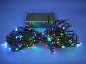 image is loading fdl 06862 smart timer battery operated christmas lights