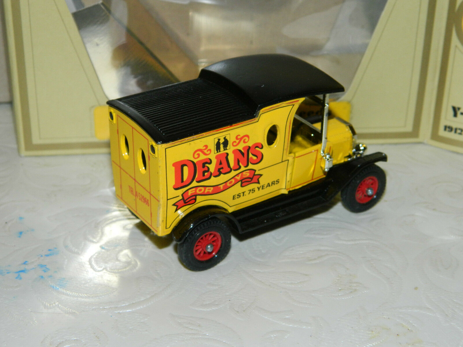 MATCHBOX Yesteryear Dean per giocattoli... CODICE 2