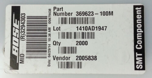 Inductor SMD 10uH 20/% 1.9A 67mOhm muRata TOKO 1253AY-100M=P3 Buy2Get1FREE 10Pcs