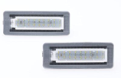 LED SMD Kennzeichen Nummernschild beleuchtung Smart 451 W451