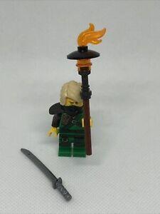 Lego-Ninjago-Lloyd-Minifigur-Secrets-of-Spinjitzu-Set-70671
